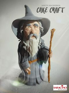 Lord of the Rings Book cake - Cake by Janette MacPherson Cake Craft