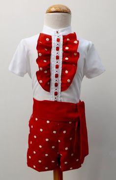 Traje de gitano flamenco para niño. Fajín a juego. Realizado a mano por nuestras propias modistas. Disponible en nuestra tienda online www.mibebesito.es