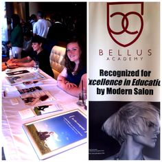 Bellus Academy students had a wonderful time providing hand massages at Social Media Day San Diego!