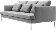Discover modern 3 seater sofas from BoConcept. Available in many different designs and in your choice of leather or fabric to make it suit your style and home. Sofa Design, Interior Design, Boconcept, 3 Seater Sofa, Sleeper Sofa, Sofa Chair, Couch, Wood Furniture, Furniture Stores