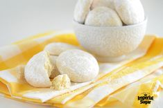 Do you remember Lemon Cooler Cookies? They used to sell them in the cookie aisle at the grocery store, but somewhere along the way they stopped making them. Lemon has always been a huge favorite Cookie Desserts, Just Desserts, Cookie Recipes, Delicious Desserts, Snack Recipes, Dessert Recipes, Snacks, Bar Recipes, Lemon Desserts
