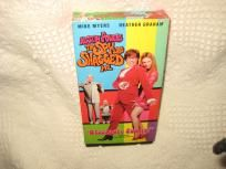 VHS THE SPY WHO SHAGGED ME