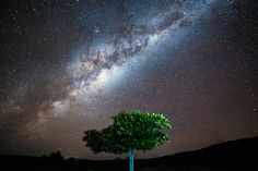 Capture the Milky Way in 4 easy steps with your DSLR.