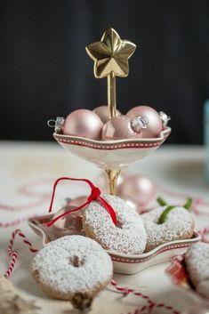 Nutella Gewürzkringel!  Das Rezept für die leckersten und besten Weihnachtskekse gibt es im Sasibella Adventskalender 2016. Einfache und leckere Plätzchen!