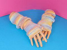Digital pdf file Knitting pattern   Self by madmonkeyknits on Etsy, $3.95