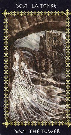 Tarot Favole- The Tower    https://www.facebook.com/78Whispers