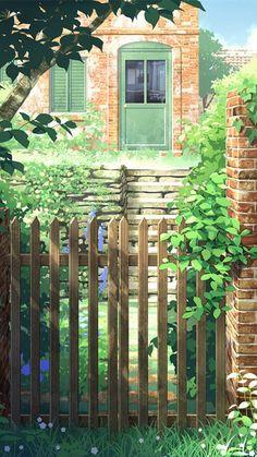 Phong cảnh anime d&g plus size - Plus Size Fantasy Kunst, Fantasy Art, Fantasy Landscape, Landscape Art, Casa Anime, Episode Backgrounds, Illustration Art, Illustrations, Anime Scenery Wallpaper