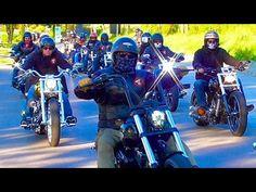 Harley Davidson Breakout Friends Meeting 08.05.16 (Love Ride Zurich/Swit...