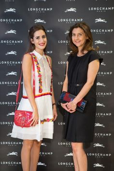Barcelona Flagship Store Grand Opening – May 21st 2014 - Gala Gonzalez & Sophie Delafontaine
