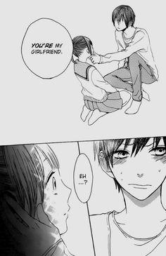houkago x ponytail manga more shoujo school manga list anime couples ...