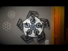 3d Printed Kinetic Sculpture - YouTube