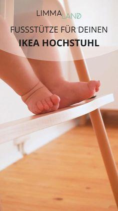 Mit unserer Fußstütze für deinen IKEA ANTILOP sitzt dein Baby entspannt im Hochstuhl 💚 Entdecke jetzt alle Ideen für den schlichten Babystuhl 👉 Ikea Antilop, Baby Kind, Infant Activities, Ikea Hack, Baby Room, Parenting, Hacks, Sneaker, Kids