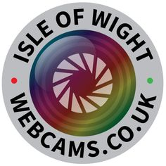 The logo we created for Isle of Wight Webcams. Isle Of Wight, Company Logo, Logos, Logo