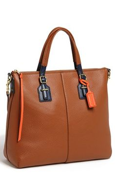 COACH 'Legacy Dream - Rory' Leather Satchel available at #Nordstrom