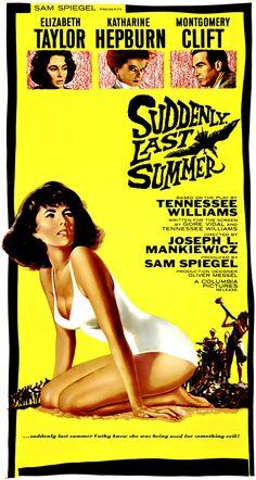 Suddenly, Last Summer. Elizabeth Taylor.