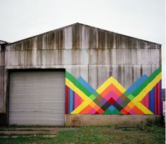 if i ever have a barn, I'm doing this to it.