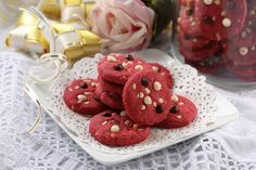 10 cookie recipes for Hari Raya - Kuali | Biskut Red Velvet