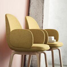 Fritz Hansen - Sammen™ dining chairs, designed by Jaime Hayon  (=)