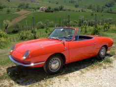 My third car- A Fiat 850 spyder Fiat 850, Fiat Abarth, Retro Cars, Vintage Cars, 1960s Cars, Alfa Cars, Convertible, Classic European Cars, Fiat Spider