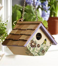 jaulitas para pajaritos Bird Houses, Fairy Tales, Decoupage, Birds, Patio, Outdoor Decor, Home Decor, Animals Home, Gardens