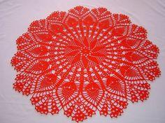 Centro de mesa a crochet tutorial completo DIY parte 2/4 - YouTube