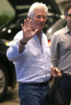 Richard Gere Photos: Celebs Spotted Out And About In Toronto