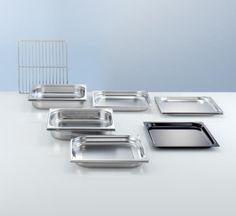 GTARDO.DE:  Gastronorm-Set MINI für Kombidämpfer mit 6x2-3 Einschub, 14-teilig 348,00 €