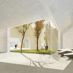 Mansilla + Tuñón Arquitectos — Museo de la Vega Baja de Toledo
