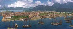 Porto do Rio, 1817