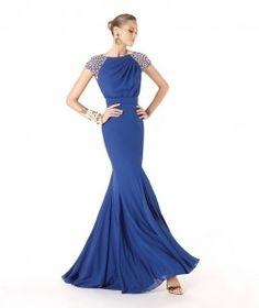 Vestidos para Madrinas de Boda - Modelos Raciela Pronovias - Ver modelos que te gusten es fácil, lo difícil es escoger sólo uno!