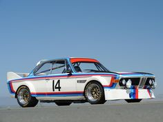 BMW 3.0 CSL Group 2 Competition- Coupe 1973–1975