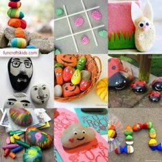10+ Fun and Quirky Crafts for Stones