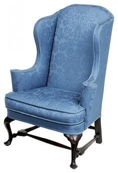 Fine Massachusetts Queen Anne Chair.