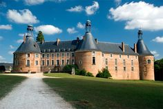 Saint Fargeau - Puisaye (Yonne 89) #Yonne, #Puisaye, #Bourgogne