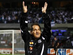 Muricy Ramalho agradece torcida do Santos que lotou o Morumbi neste domingo | Ricardo Saibun / Divulgação Santos FC