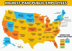 Highest-paid public employees.