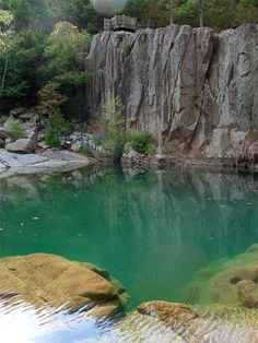 Johnson's Shut-ins ~ Missouri ..spent some very happy times there