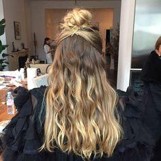 Exclusive: Mary-Kate and Ashley Olsen's Met Gala Beauty Look - Met Gala 2015