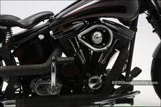 AMD World Championship, Choppers World, bike details & gallery