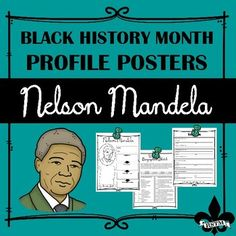 Are you looking for a way to guide your students research influential Americans or celebrate Black History Month?   Profile Posters are a guided research platform to assists students in looking for key information about Influential Americans.  These activities can be used as stand alone research activities, Posters to create a classroom display or as a supplement to your American History or ELA curriculum.