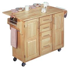 moveable kitchen islands | Portable Kitchen Islands - Winfall                                                                                                                                                                                 More