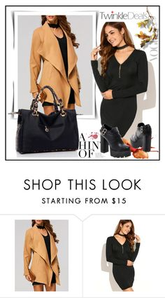 """""""Fashion"""" by lip-balm ❤ liked on Polyvore featuring vintage and twinkledeals"""