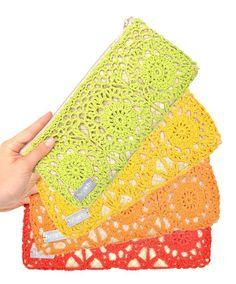 Crochet Pencil Cases