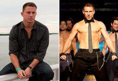 Channing Tatum...