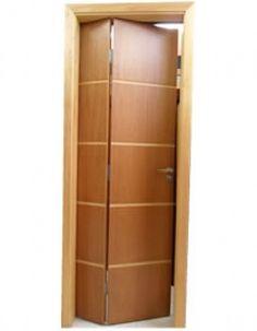 porta dobravel | Porta Articulada - Madeira e Modelos | Construdeia