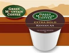 Green Mountain Kenyan AA Coffee 2 Boxes of 24 KCups * Details can be found by clicking on the image.
