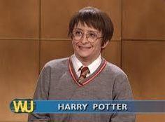 Rachel Dratch as Harry Potter