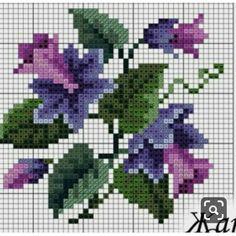 36 Ideas embroidery patterns cross stitch flowers punto croce for 2020 Cross Stitch Rose, Modern Cross Stitch, Cross Stitch Flowers, Cross Stitch Charts, Cross Stitch Designs, Cross Stitch Patterns, Folk Embroidery, Hand Embroidery Patterns, Cross Stitch Embroidery