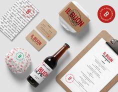 IL BUON Brand identity — The Dieline   Packaging & Branding Design & Innovation News