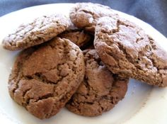 Mexican Chocolate Snickerdoodles    www.justapinch.co... recipe-cookies